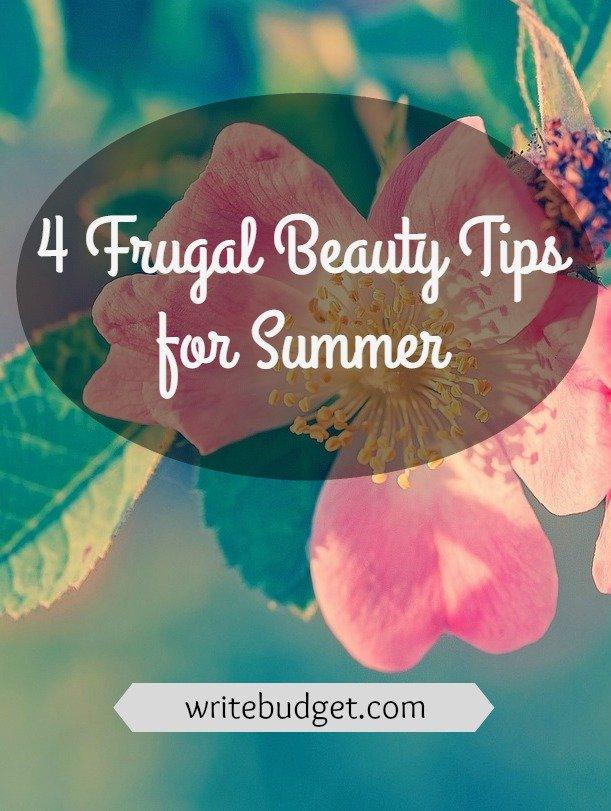 frugal beauty