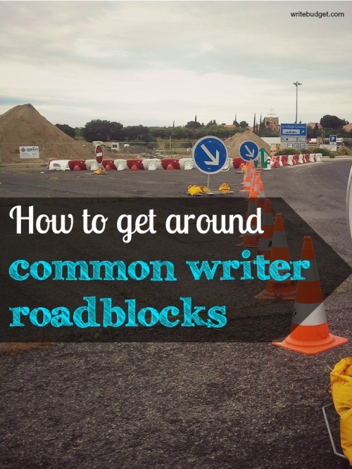 How to overcome roadblocks as a freelance writer