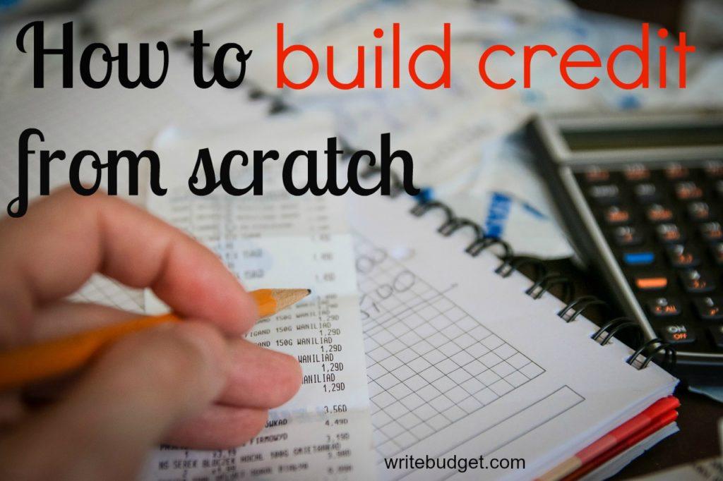 build credit