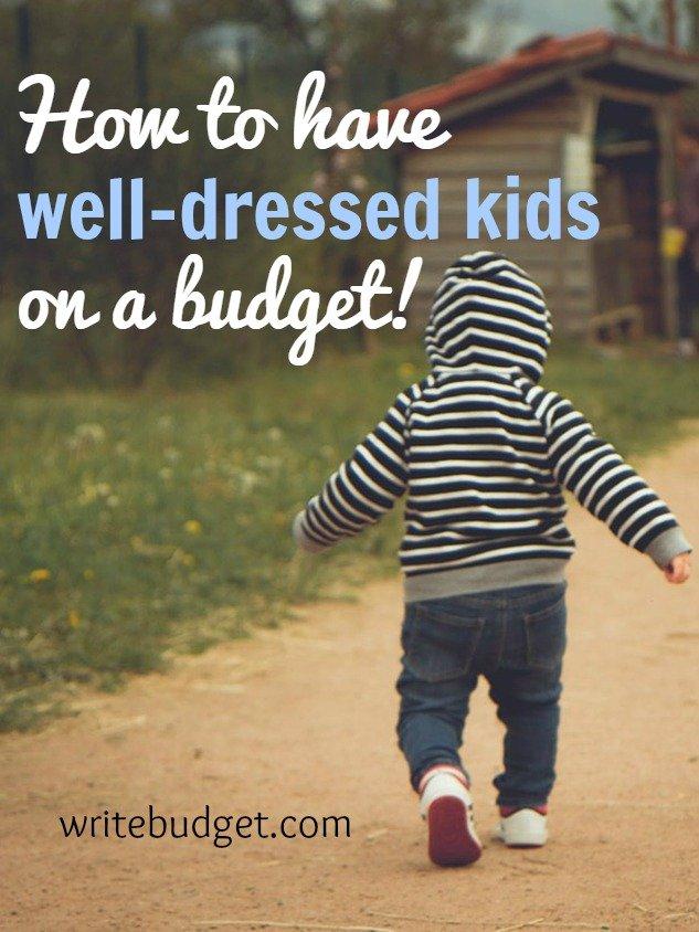 budget kids clothing