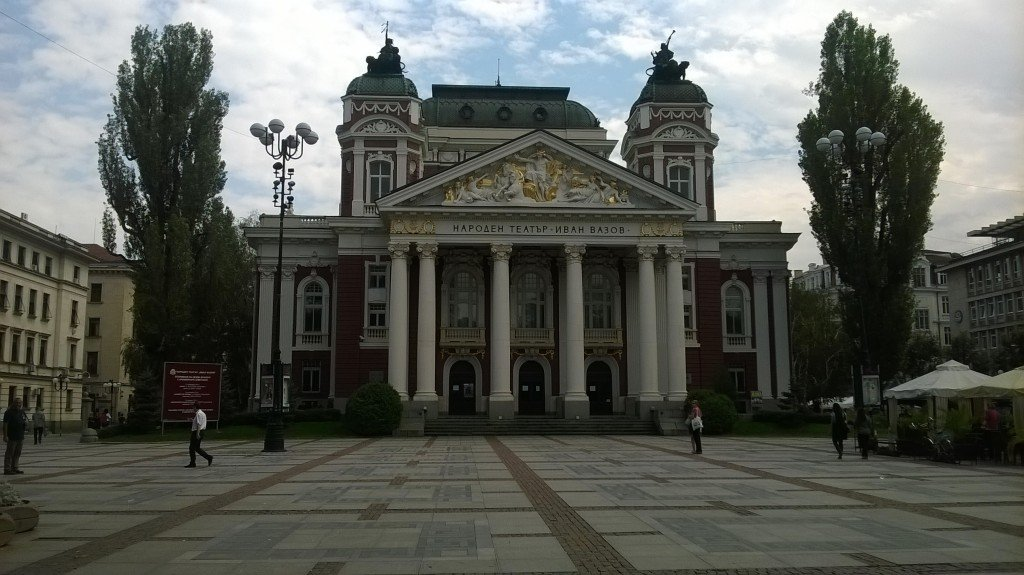 Sofia National Theater