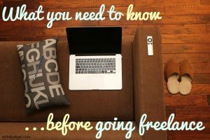 what you need to know before going self employed