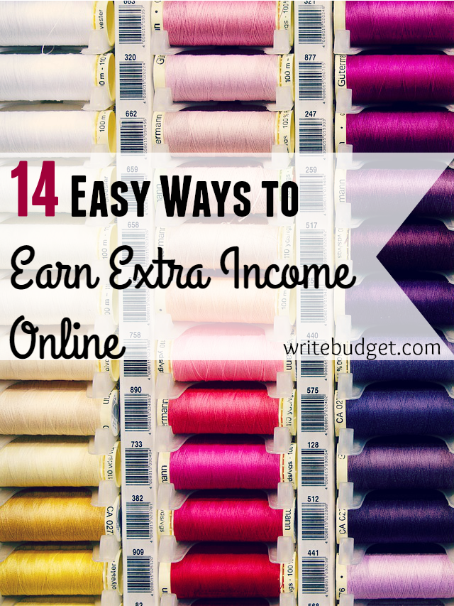 extra income ideas