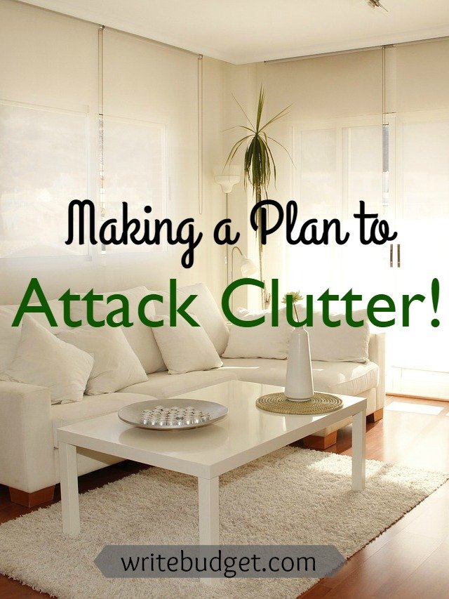 attack clutter