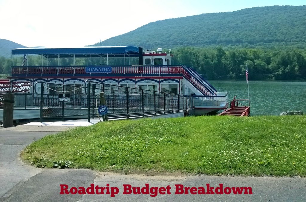 roadtrip budget