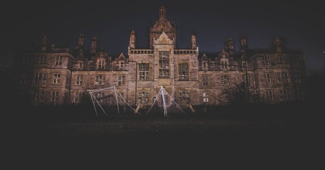 Millionaire Mansions Turned Haunted Houses