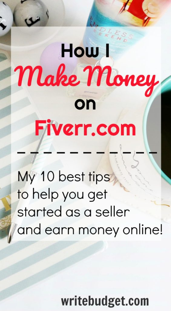 make money fiverr seller