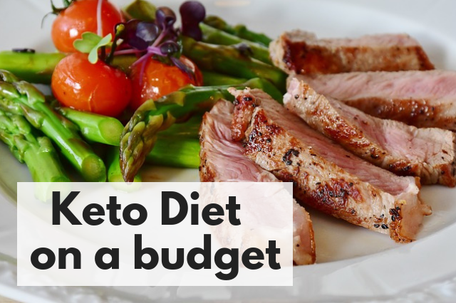 Eating on the keto diet on a budget