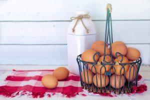 Eat eggs on keto diet