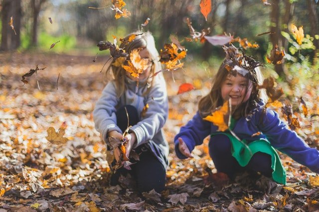 50 Frugal Fall Activities for Kids